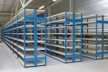 racking archival shelf